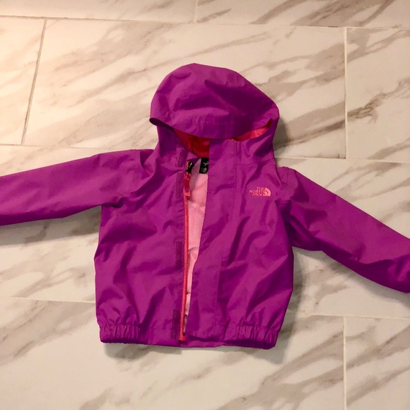 2c338c9aa Infant/toddler girl The North Face rain jacket